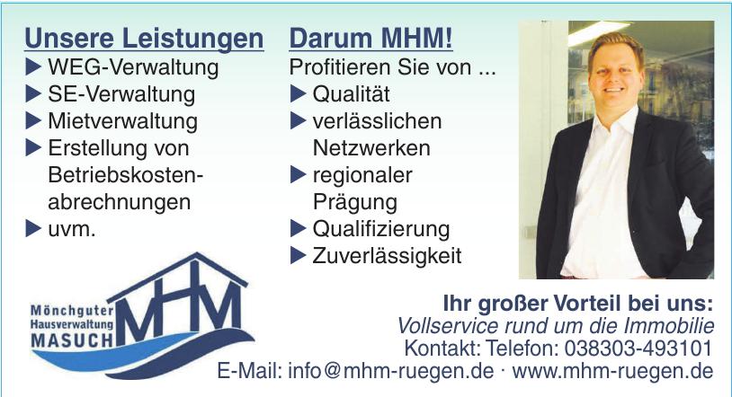 Mönchguter Hausverwaltung Masuch