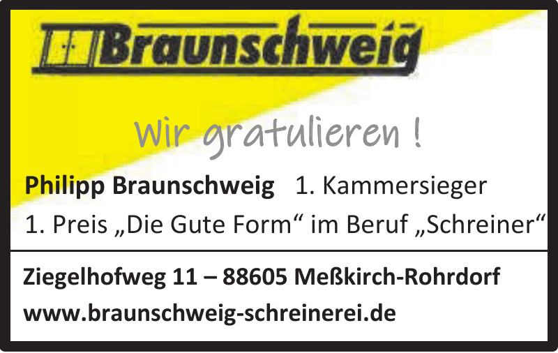 Schreinerei Braunschweig