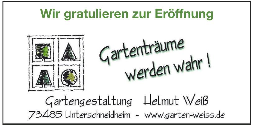 Gartengestaltung Helmut Weiss