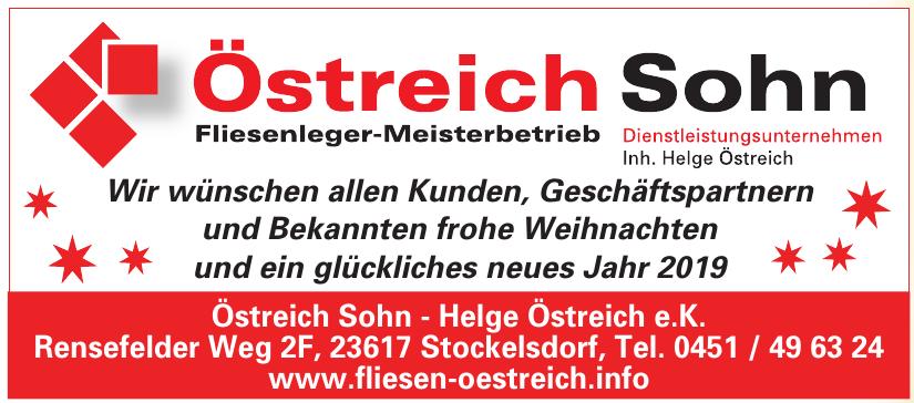 Östreich Sohn - Helge Östreich e.K.