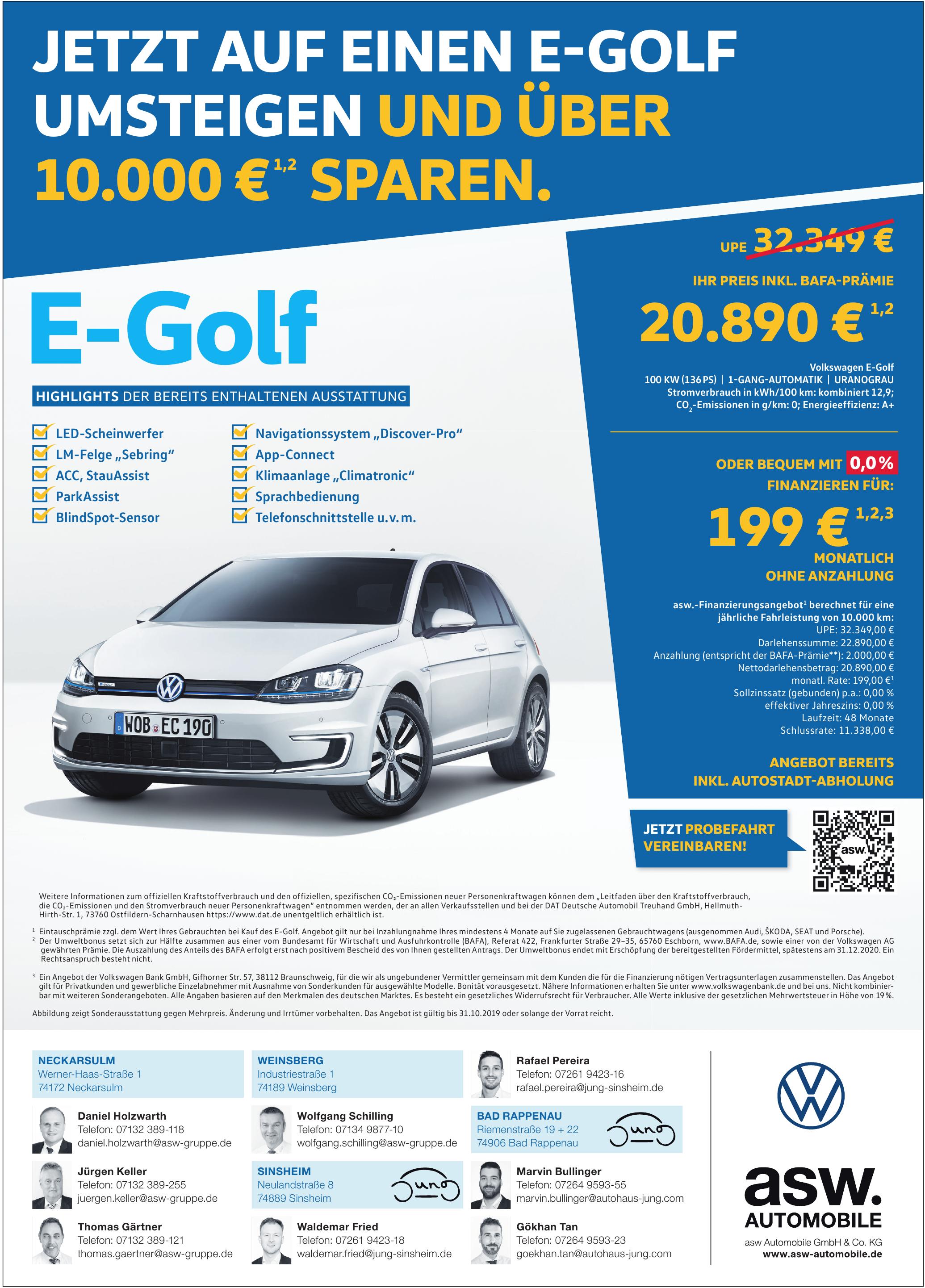 asw Automobile GmbH & Co. KG