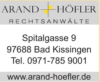 Arand + Höfler