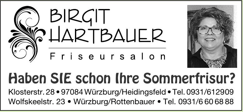 Birgit Hartbauer Friseursalon