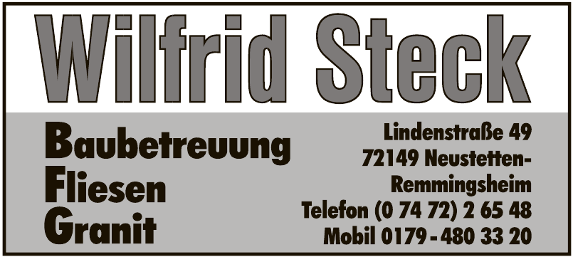 Wilfrid Steck