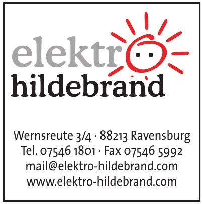 Elektro Hildebrand