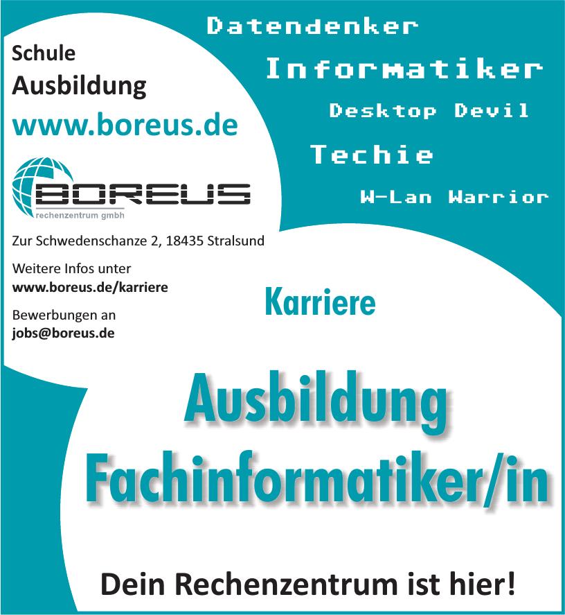 Boreus Rechenzentrum GmbH