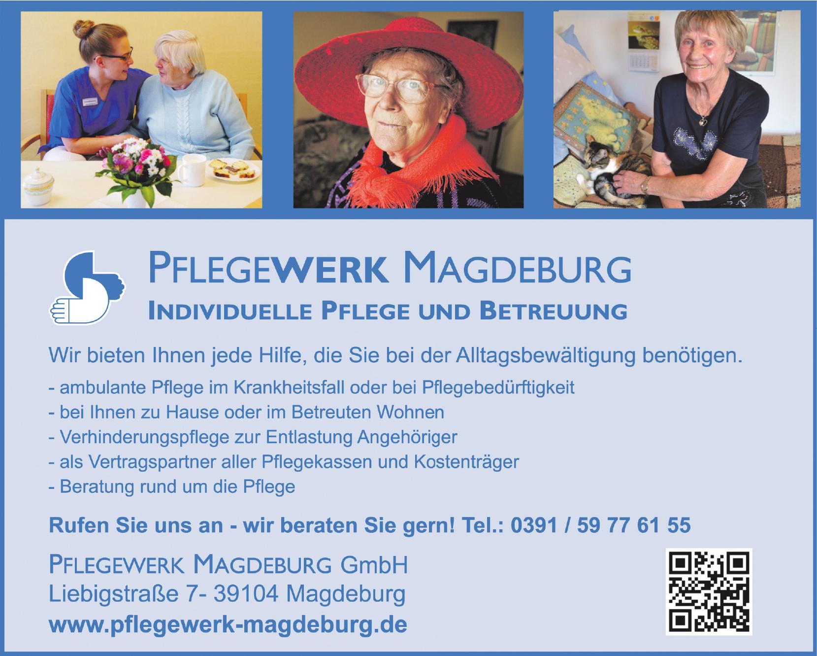 Pflegewerk Magdeburg GmbH