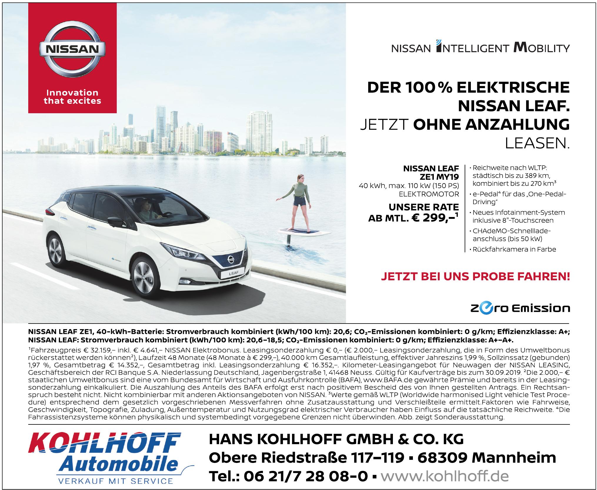Hans Kohlhoff GmbH & Co. KG