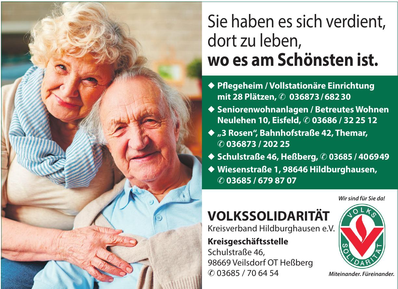 Kreisverband Hildburghausen e.V.