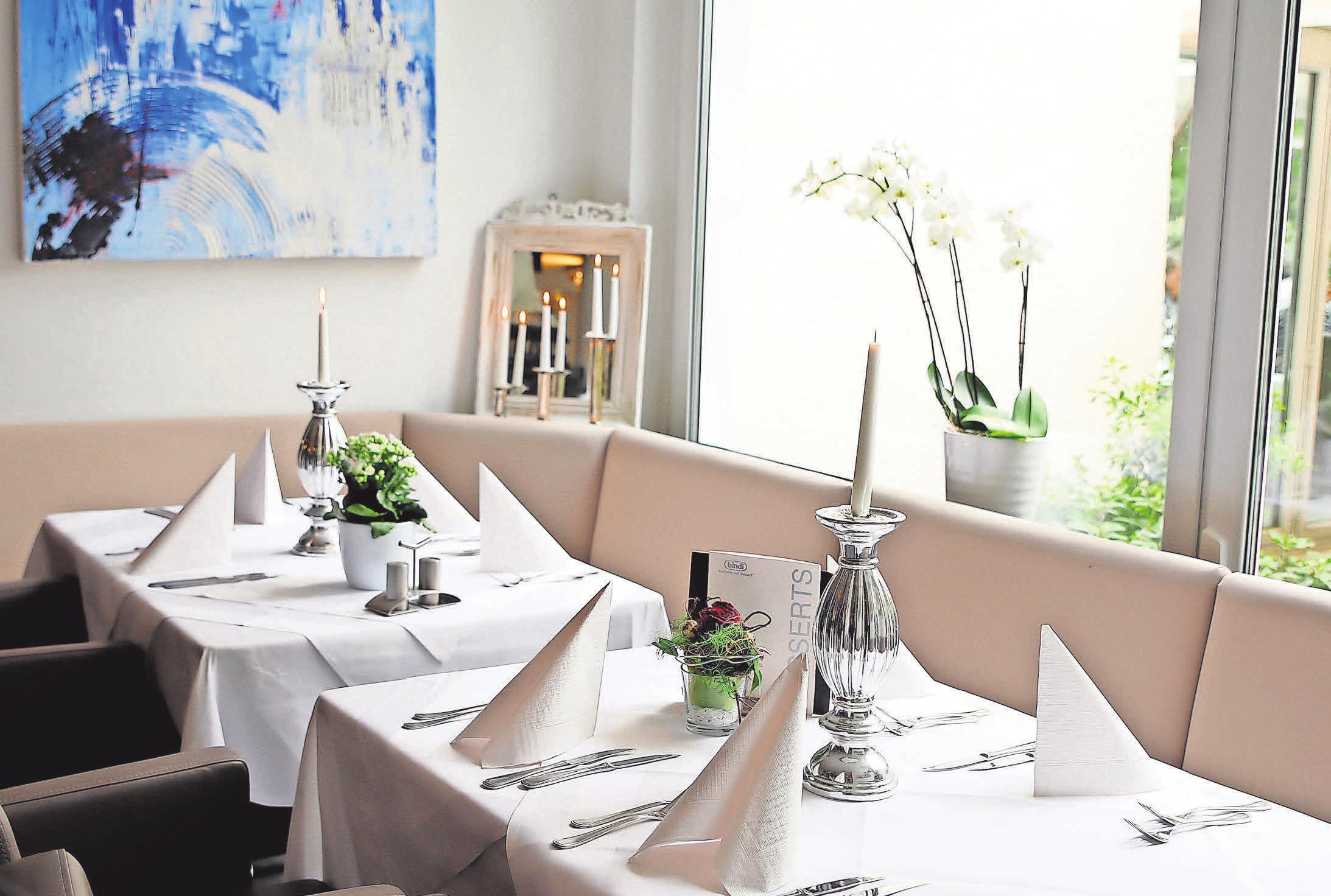 Seit mehr als 25 Jahren gehört das Restaurant Zeus von Rolf Kootsch zu eines der besten im Osten Hannovers.