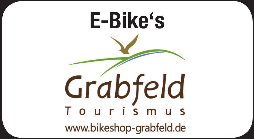 E-bike´s Grabfeld Tourismus