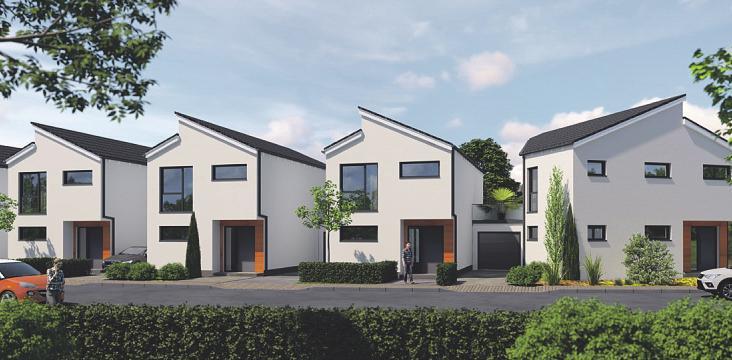 Das klassische Einfamilienhaus könnte wegen Flächenknappheit zum Auslaufmodell werden Image 6