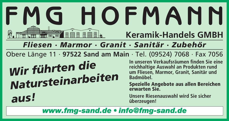 FMG Hofmann Keramik-Handels GmbH