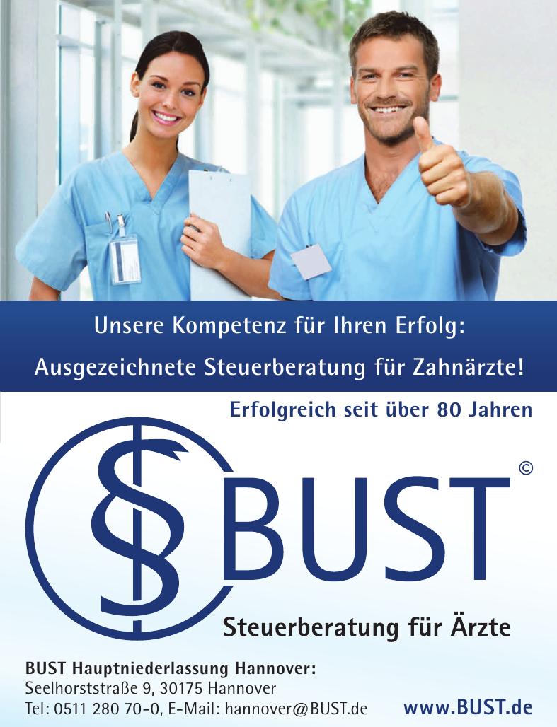 BUST Hauptniederlassung Hannover
