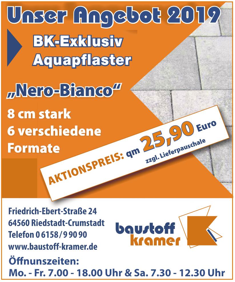 Baustoff Kramer Fenster & Haustüren