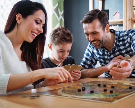 Gesellschaftsspiele und Spielwaren gehören zu den Geschenkedauerbrennern.