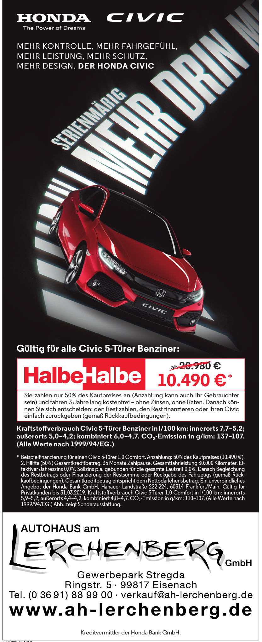 Autohaus Lerchenberg GmbH