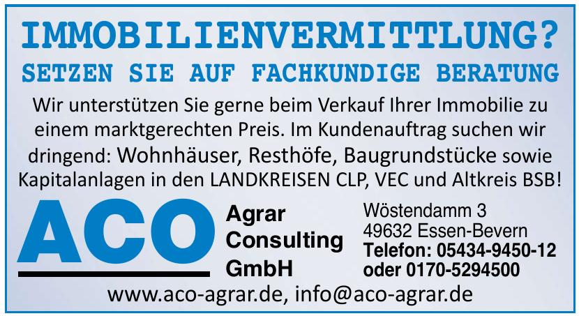 Agrar Consulting GmbH