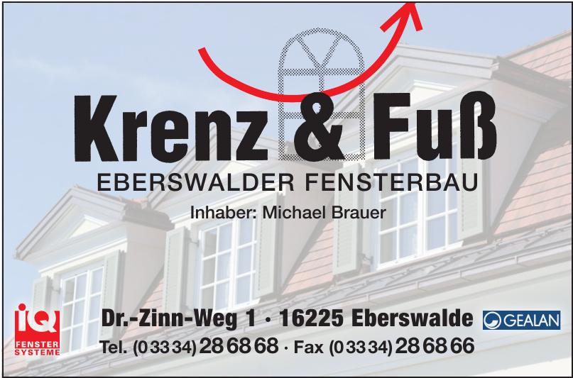 Krenz & Fuß - Eberswalder Fensterbau