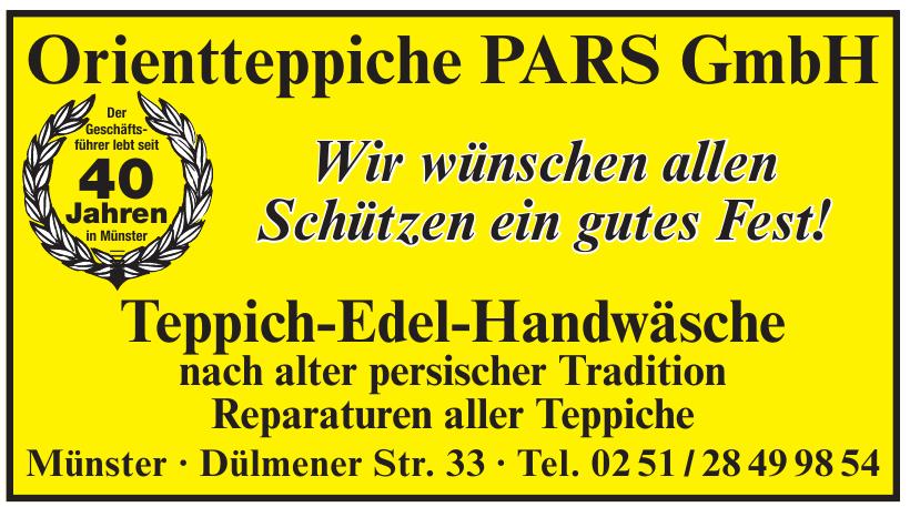 Orientteppiche PARS GmbH