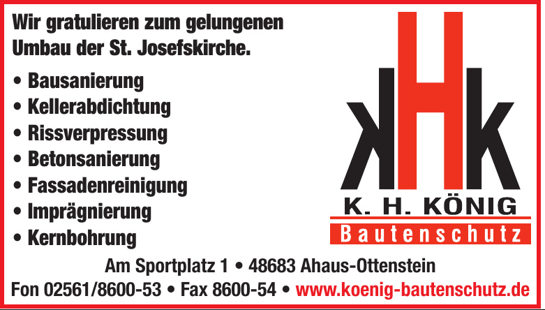 K. H. König Bautenschutz