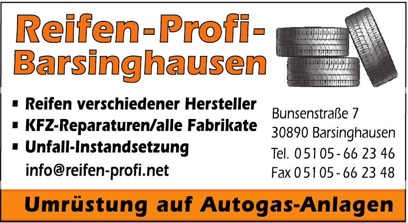 Reifen-Profi-Barsinghausen