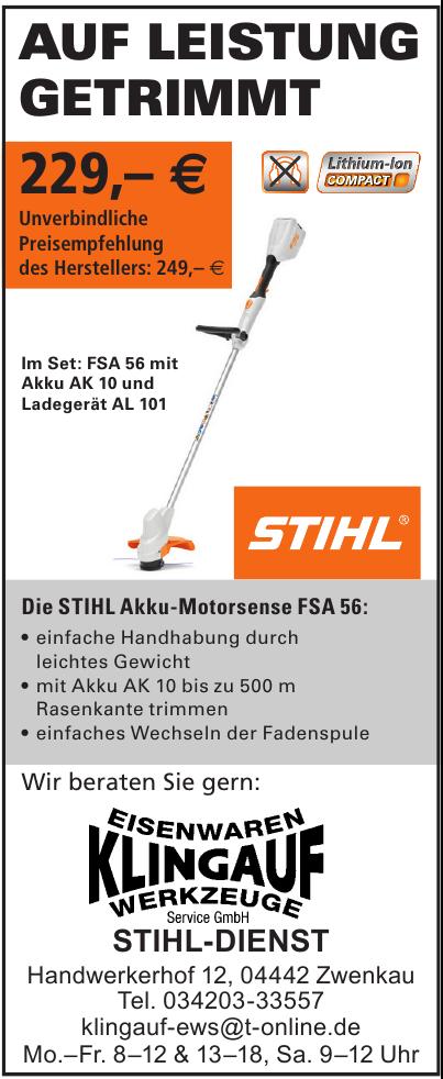 Eisenwaren Klingauf Werkzeuge Service GmbH