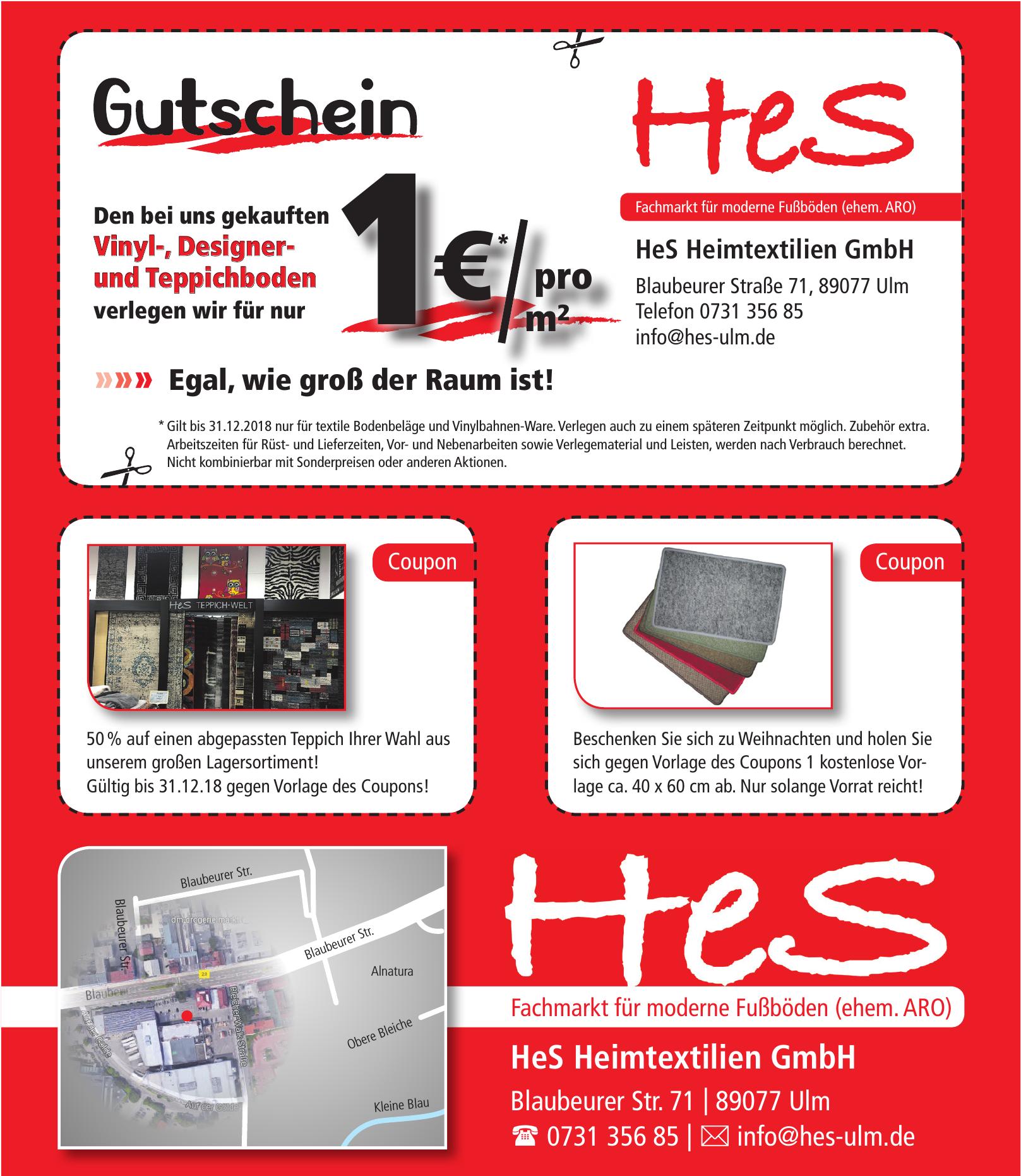HeS Heimtextilien GmbH