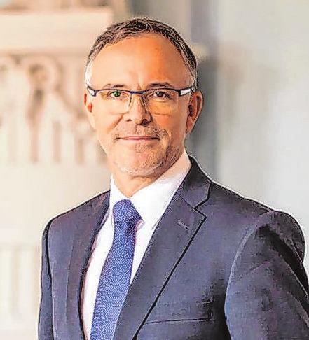 Uwe Schumacher: Chef der Sparkasse