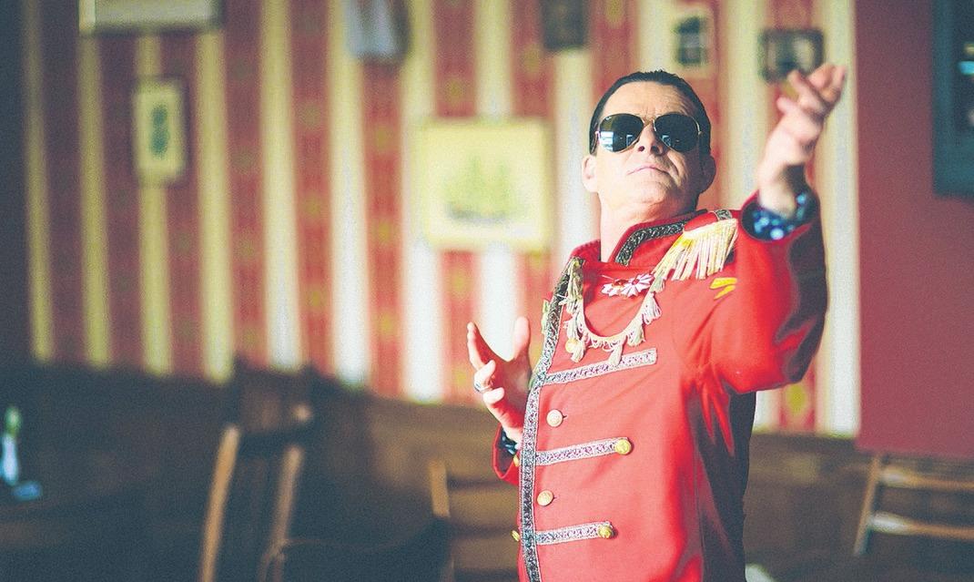 """Hits wie """"Jeanny"""" machten Faco zu einer Legende Foto: wb"""