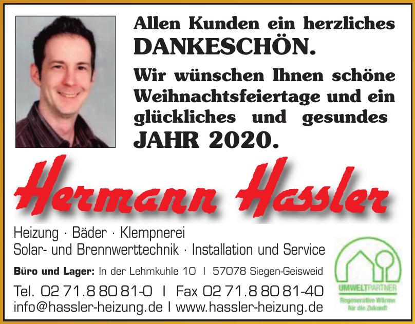 Hermann Hassler