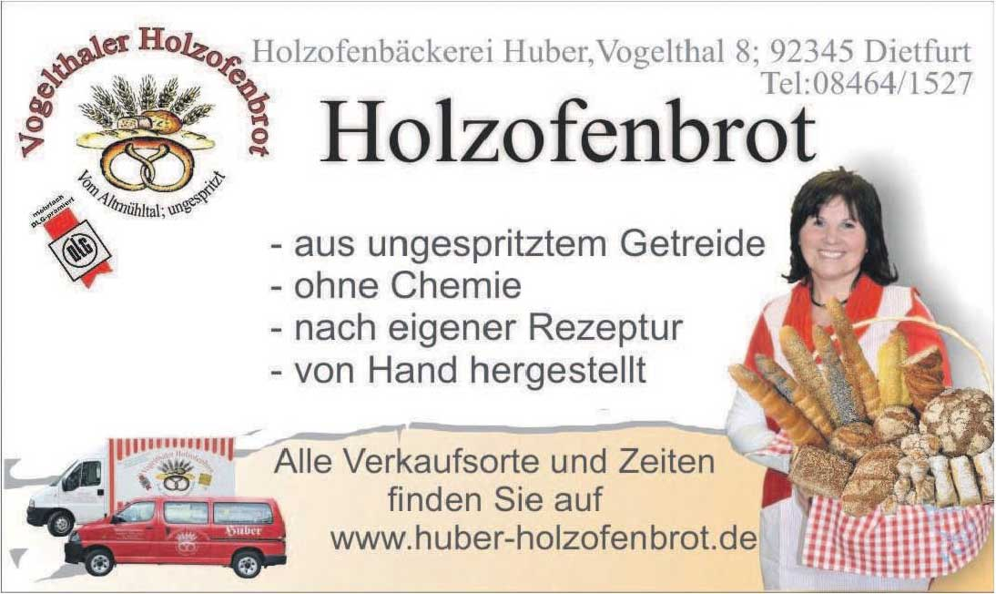 Holzofenbäckerei Huber