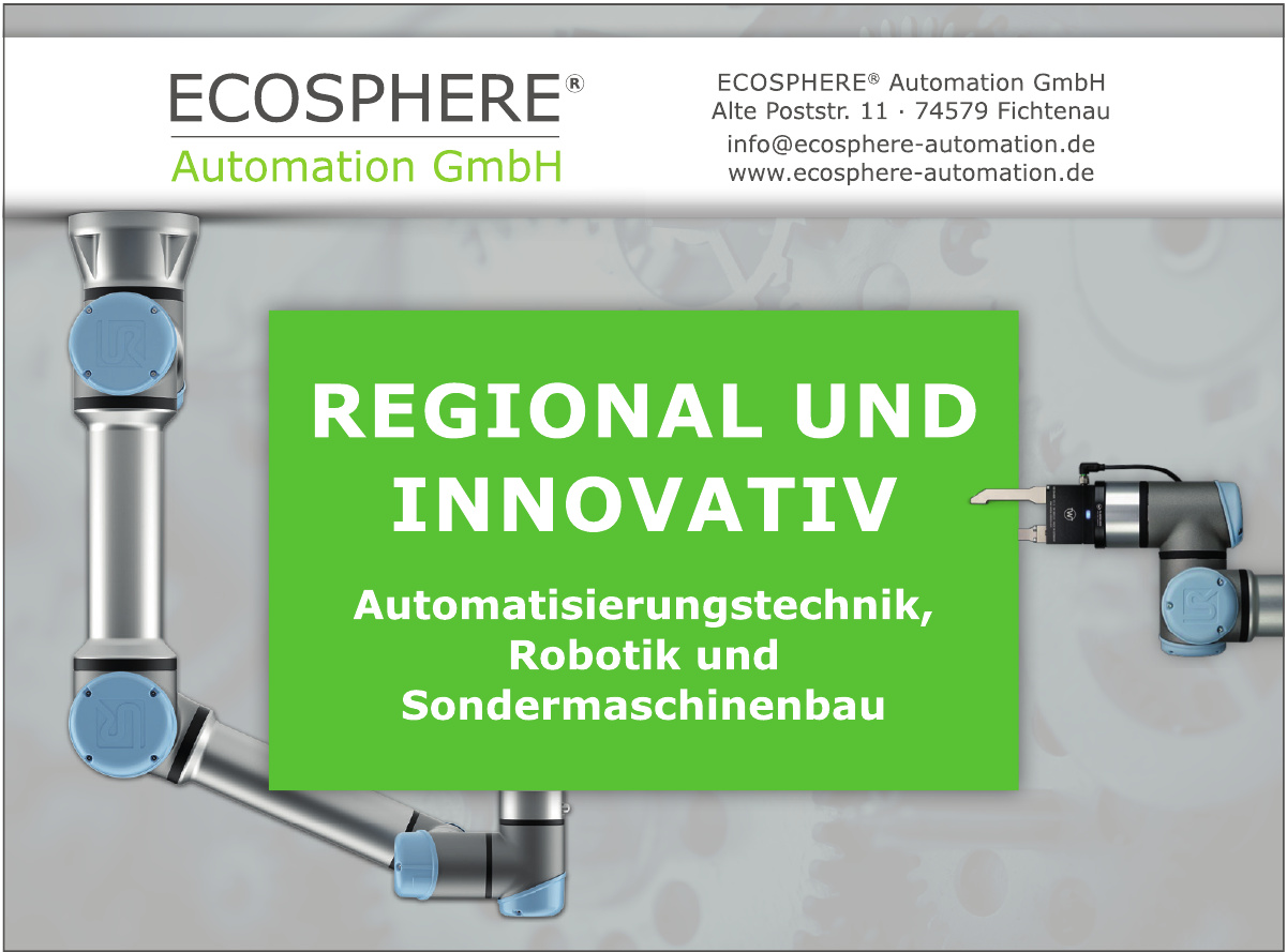 ECOSPHERE® Automation GmbH