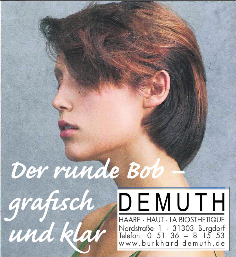 Demuth - Haare - Haut - La Biosthetique