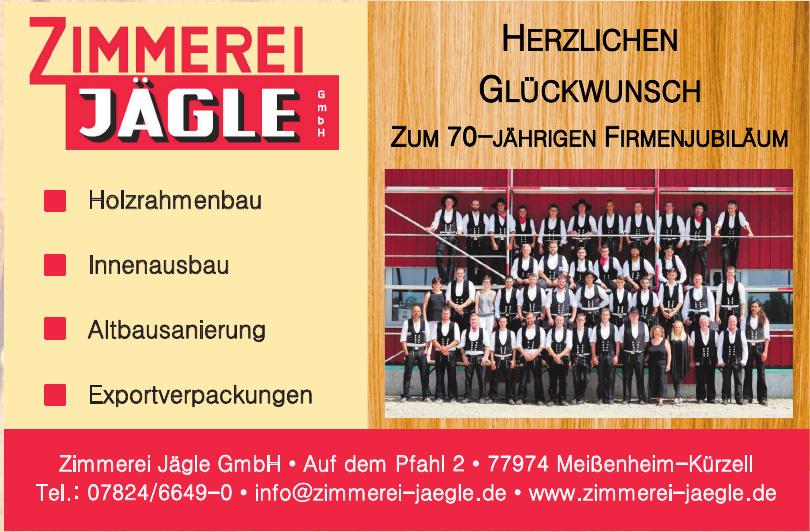 Zimmerei Jägle GmbH