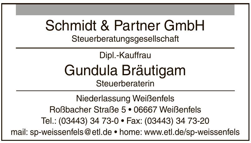 Schmidt & Partner GmbH Steuerberatungsgesellschaft