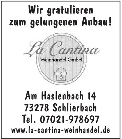 La Cantina Weinhandel GmbH