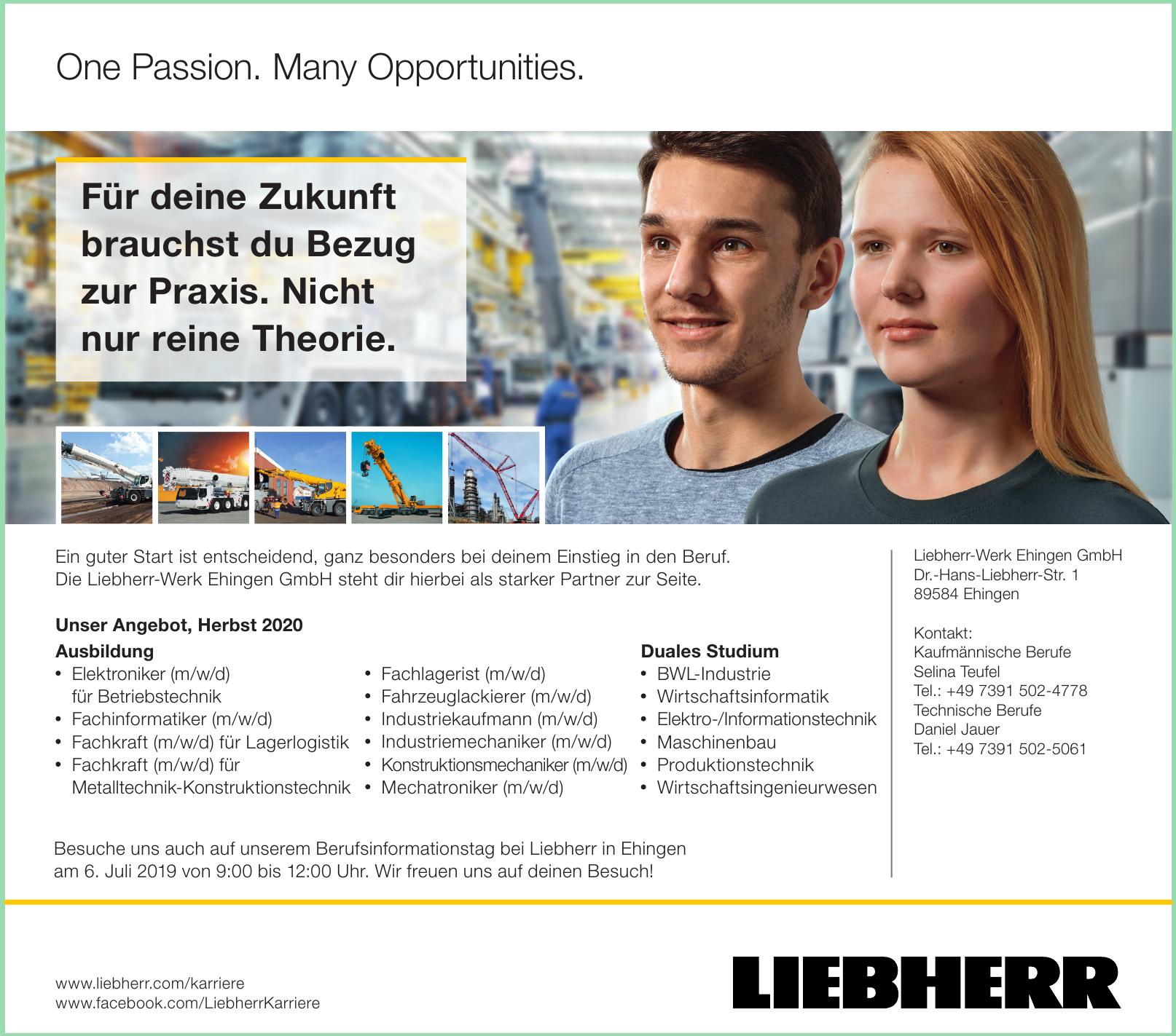 Liebherr-Werk Ehingen GmbH