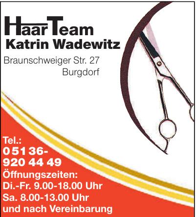HaarTeam Katrin Wadewitz