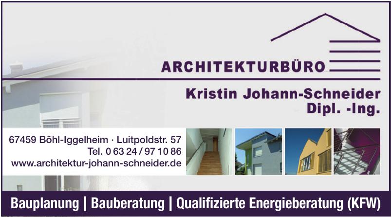 Architekturbüro Kristin Johann-Schneider