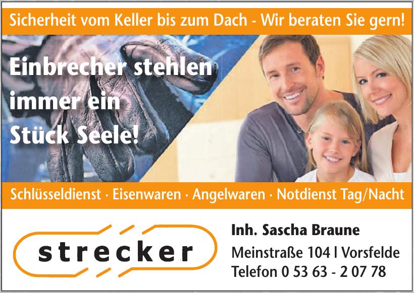 strecker