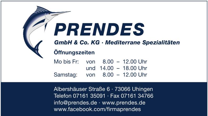 Prendes GmbH & Co. KG - Mediterrane Spezialitäten