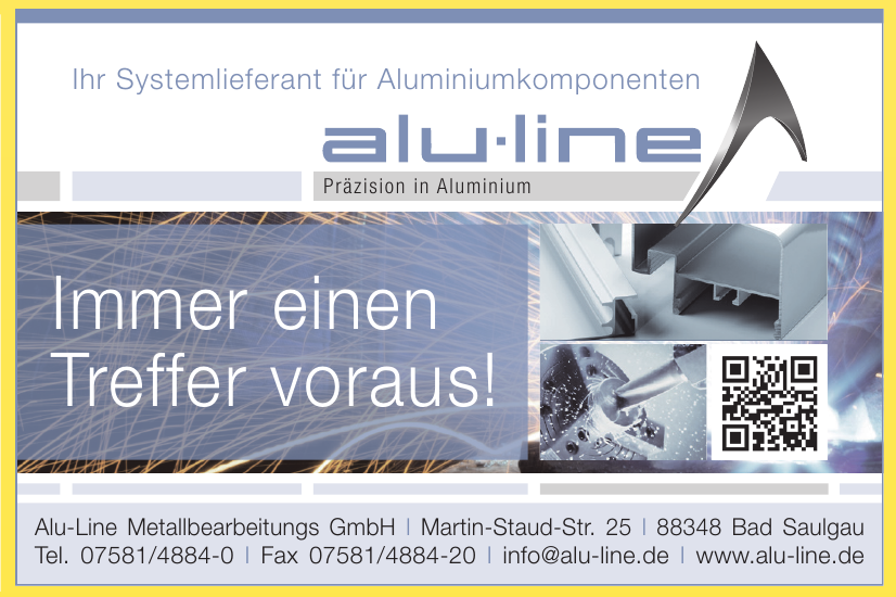 Alu-Line Metallbearbeitungs GmbH