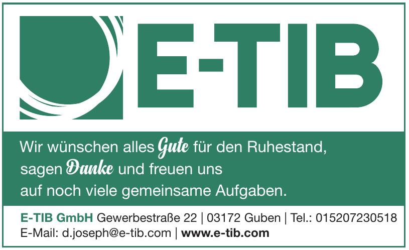 E-TIB GmbH