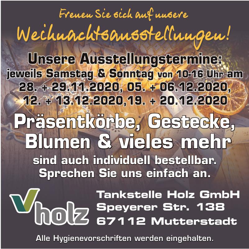 Tankstelle Holz GmbH