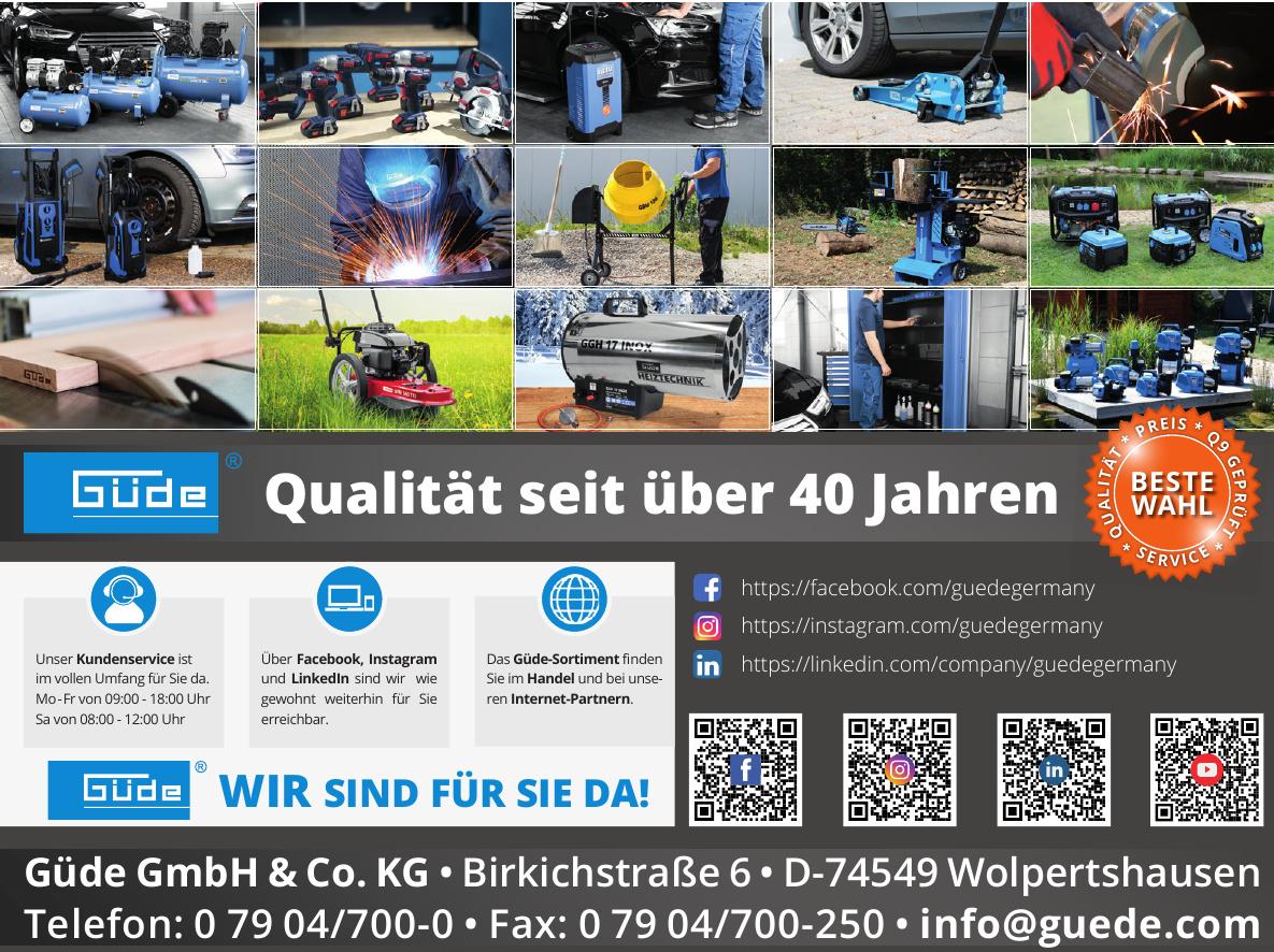Güde GmbH & Co. KG