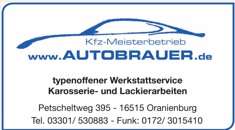 Kfz-Meisterbetrieb Autobrauer