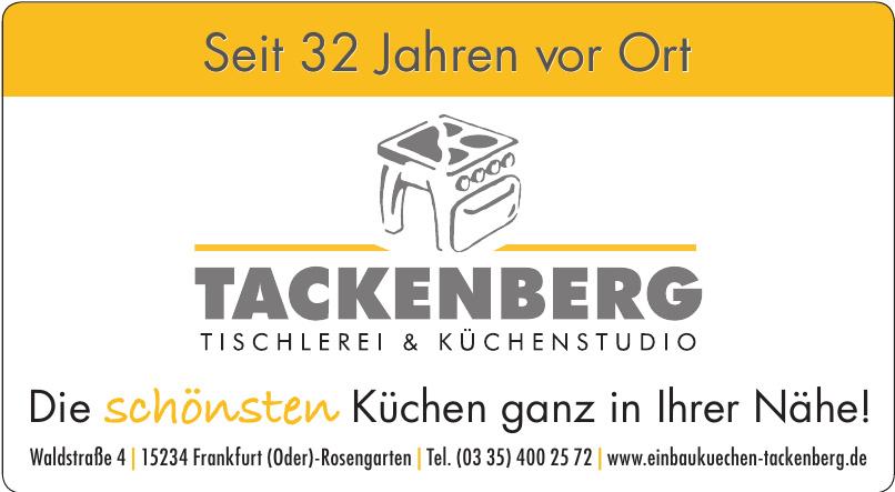 Tackenberg - Tischlerei & Küchenstudio