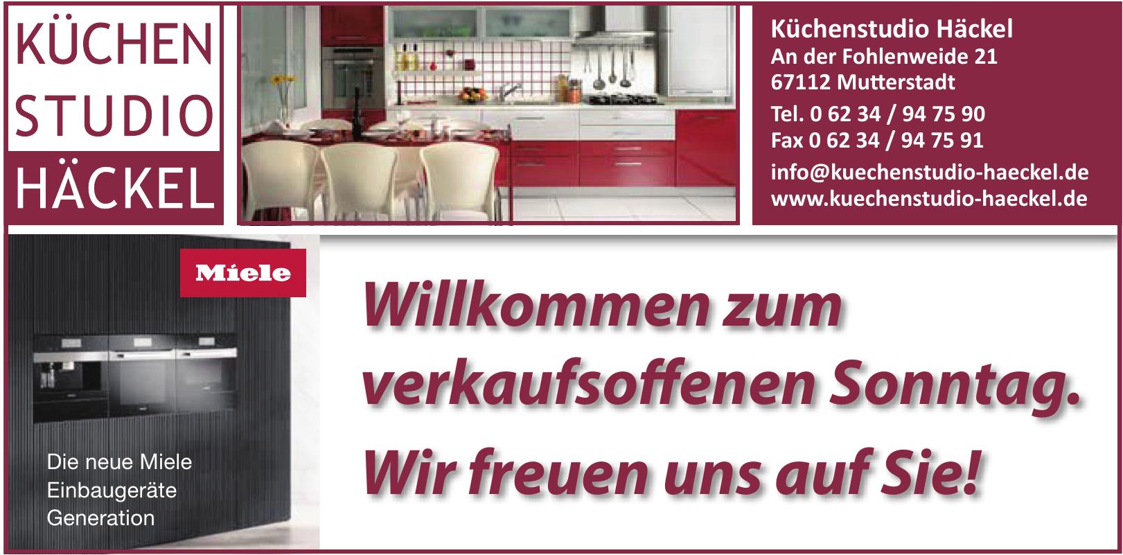 Küchen Studio Häckel