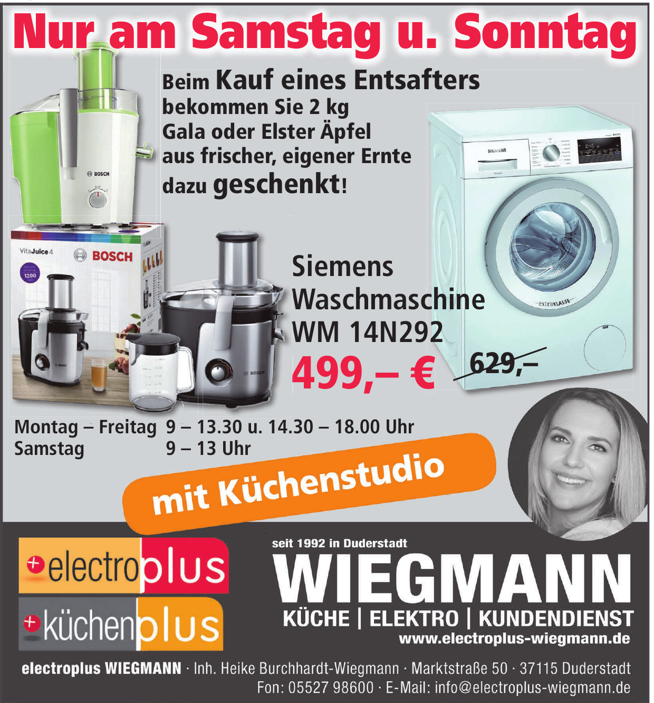 electroplus Wiegmann